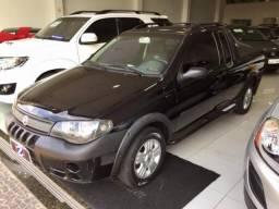 Fiat strada 2008 1.8 mpi adventure ce 8v flex 2p manual - 2008