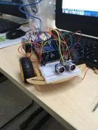 Kit Robótica com arduino