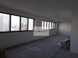Sala comercial, andar alto 75 m² - barra funda 3,750,00 predio
