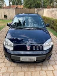 Fiat uno attractive 1.4 flex - 2011