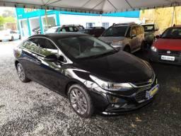 CHEVROLET CRUZE 2016/2017 1.4 TURBO LTZ 16V FLEX 4P AUTOMÁTICO - 2017