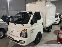 Hyundai HR 15/16 com baú - 2016