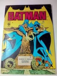 História em Quadrinhos do Batman