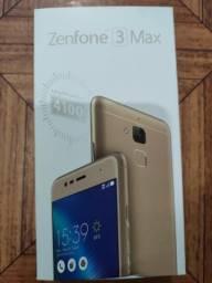 Asus Zenfone 3 Max 16Gb Câmera 13MP Dourado