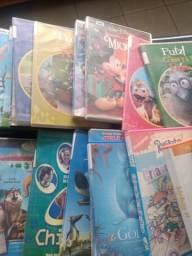 Dvd de desenhos