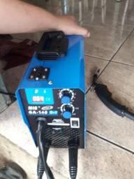 Máquina de Solda Mig e Eletroldo NOVA