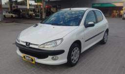 Peugeot 206 ano:08 aproveite! - 2008