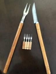Kit de churrasco, utilidades domesticas