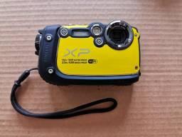 Câmera Fujifilm XP200 a prova de água