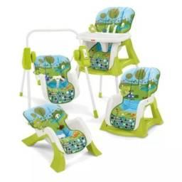 Cadeira 4 x 1 Fischer Price