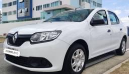 Renault Logan Completo Única Proprietária