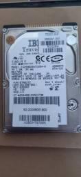 Hd IBM 60Gb IDE Para Notebook Perfeito, Oportunidade