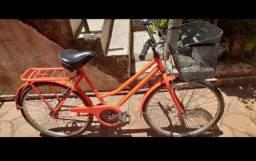 Bicicleta unissex completa e novinha (BARATO)(PRA VENDER LOGO)(ITAJAÍ)