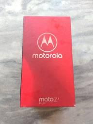 Moto Z3 Play 64GB + Snap Projetor LEIA!! ( TROCA COM VOLTA MINHA )