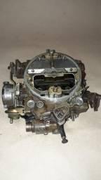 02 Carburador Quadrijet não holley, não Edelbrock, não Weber