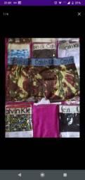 Cueca Box Calvin Klein R$: 11,00