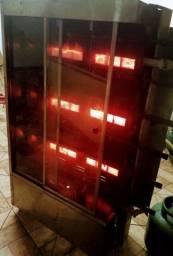 Máquina de assar 30 frangos