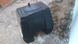 Baú de carga 130 litros para moto  350,00