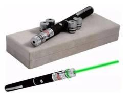 Caneta Laser Pointer Verde 5000mw Alcance 7km Super Potente!