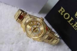Relógio Modelo P.D - Cor: /MostradorPreto - 100%Funcion