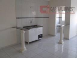 Apartamento com 1 dormitório para alugar, 50 m² por R$ 900,00/mês - Florianópolis - Jaguar