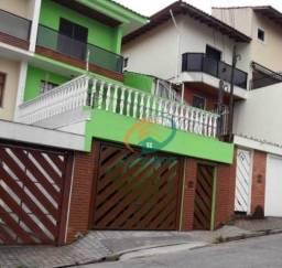 Sobrado com 3 dormitórios à venda, 210 m² por R$ 850.000,00 - Parque Vitória - São Paulo/S