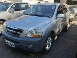 SORENTO 2008/2009 2.5 EX 4X4 16V TURBO INTERCOOLER DIESEL 4P AUTOMÁTICO