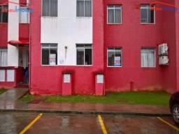 Apartamento para alugar com 1 dormitórios em Paranaguamirim, Joinville cod:15020.781