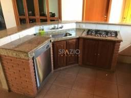 Casa com 4 dormitórios para alugar, 325 m² por R$ 4.300,00/mês - Residencial Florença - Ri