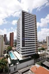 Apartamento com 4 dormitórios à venda, 98 m² por R$ 952.246,23 - Aldeota - Fortaleza/CE