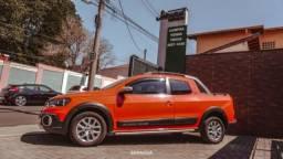 Volkswagen saveiro 2016 1.6 cross cd 16v flex 2p manual