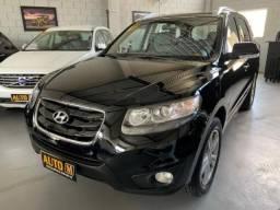 Hyundai santa fÉ 2011 3.5 mpfi v6 24v 285cv gasolina 4p automÁtico