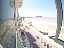 Apartamento com 3 quartos frente mar para aluguel TEMPORADA - Praia do Morro - Guarapari/E