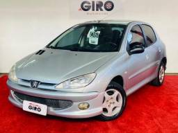 PEUGEOT 206 HATCH FELINE 1.4 8v(Flex)