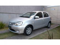 Toyota Etios 1.3 X 16V FLEX 4P MANUAL 2015/2015