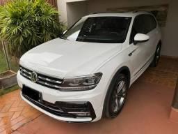 VW Tiguan Allspace R Line 350 TSI 2019 IPVA 2020 pago - 2019