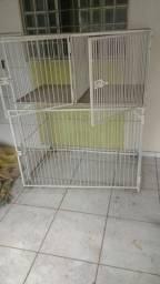 Gaiola para Pet ( banho e inter)