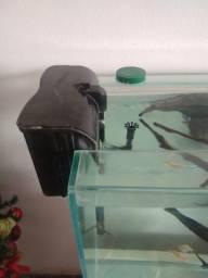 Vendo aquário com móvel