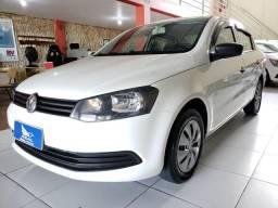 VW- Novo Voyage City 1.6 Completo Flex Financia Até 60X Sem Nada De Entrada - 2014