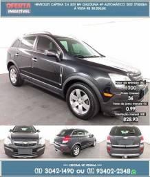 Chevrolet preto captiva 2.4 sidi 16v gasolina 4p automático 2012 R$30299 57099km - 2012