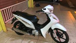 Honda Biz 125 Branca
