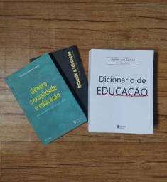 Kit Livros EDUCAÇÃO
