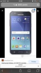 Celular Samsung J500 Grafite