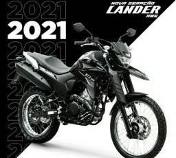 Yamaha Lander 250 ABS 20/21