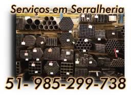 Serralheria, Reparos, Manutenção e Instalação em Porto Alegre