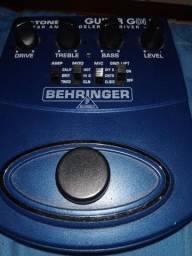 Pedal behringer GDI 21- usado.