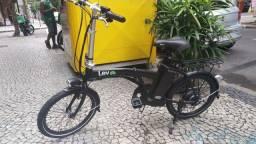 Bikes elétricas LEV usadas (em até 18x)