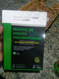 Livro Direito Previdenciario