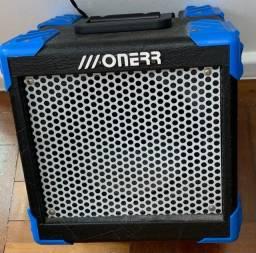 Amplificador Onerr para guitarra/violão