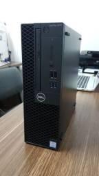 Pc Dell Opitplex i7 8700 16gb de Ram Top de Linha